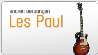 les paul snaren vervangen